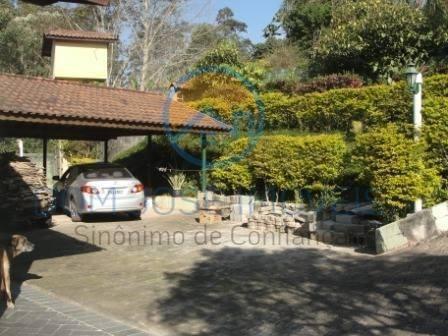 Imagem 1 de 15 de Chácara Para Venda Em Itapecerica Da Serra, Ressaca, 4 Dormitórios, 2 Suítes, 3 Banheiros, 4 Vagas - Ch005_2-817153