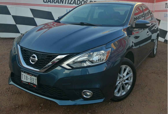 Nissan Sentra 2019 4p Advance L4/1.8 Man