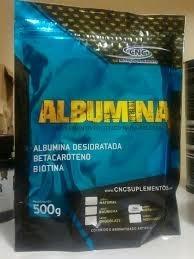 Albumina Baun Refil 500gr