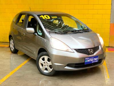 Honda Fit Lx Automatico 1.4 Metro Vila Prudente Impecavel
