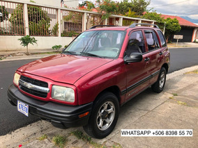 Chevrolet Tracker 4x4 2.0 1999 Gasolina