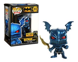 Funko Pop Batman 313 The Merciless Blue Metallic - Original