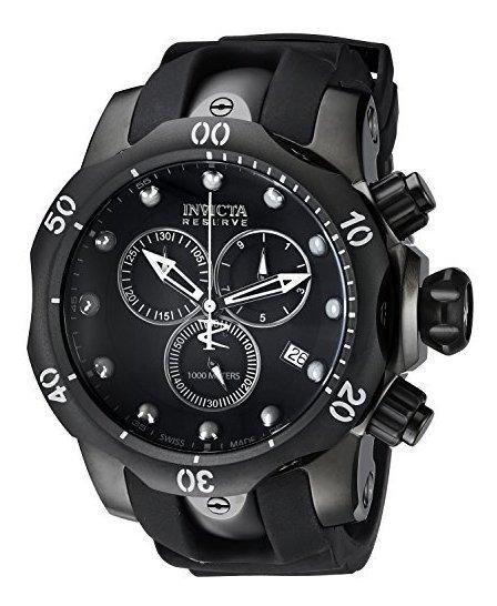 Invicta 6051 Venom Reserve Reloj De Hombre De Acero Inoxidab