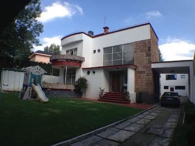 Casa En Paseo De Las Palmas, Col. Lomas De Chapultepec