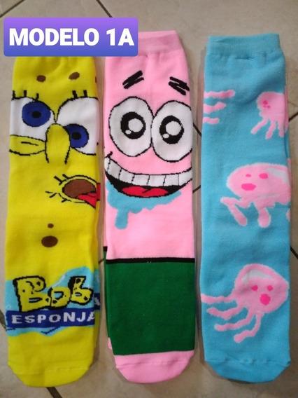 Calcetas De Bob Esponja