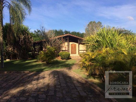 Oportunidade Casa Com 4 Dormitórios À Venda, 372 M² Por R$ 900.000 - Condomínio City Castelo - Itu/sp - Ca0076