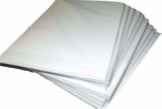 320fls Papel Foto Glossy Adesivo 130g A4 Brilho Prova D