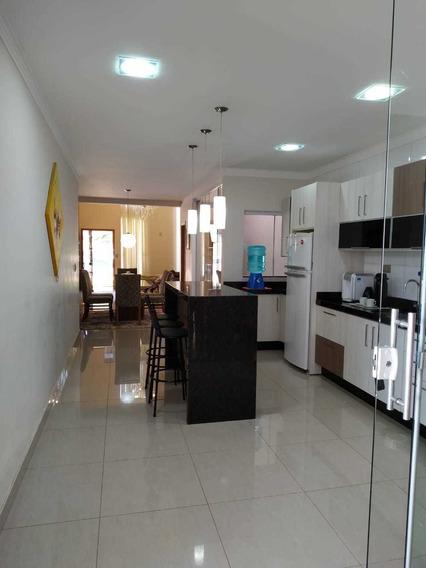 Casa Residencial Em Londrina - Pr - Ca0061_gprdo