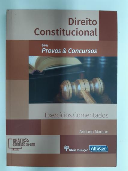Direito Constitucional - Exercícios Comentados - Alfacon