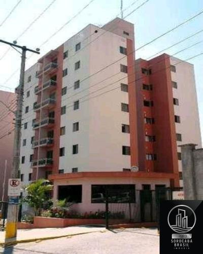 Apartamento Á Venda Por R$ 265.000,00 No Residencial Parque Das Mangueiras Em Sorocaba/sp. - Ap00209 - 67694744