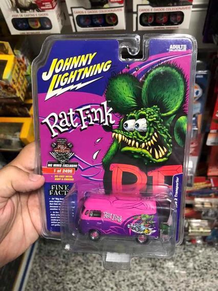 Kombi Rat Fink - Mg Minis Exclusive