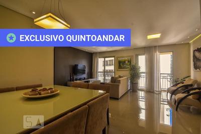Apartamento No 8º Andar Mobiliado Com 3 Dormitórios E 2 Garagens - Id: 892930939 - 230939