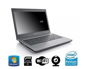 Notebook Positivo N110i Master P.dual Corehd 320gb 2gb