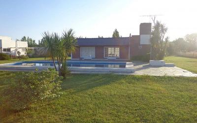 Casa Quinta En Barrio Cerrado El Rodeo