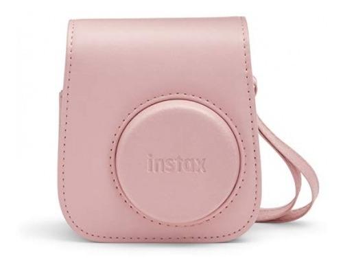 Imagen 1 de 3 de Fujifilm Instax Mini 11 Case - Rosa Blush (600021504)