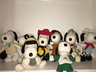 Lote Snoopy Mcdonalds