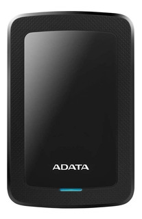 Disco duro externo Adata AHV300-1TU31 1TB negro