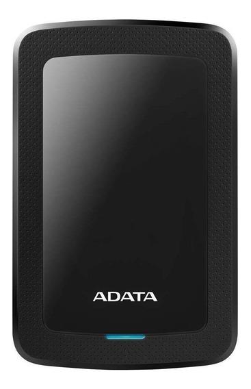 Disco duro externo Adata HV300 AHV300-1TU31 1TB negro