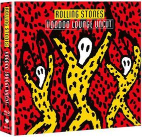 The Rolling Stones Voodoo Lounge Uncut Box Blu Ray + 2 Cd