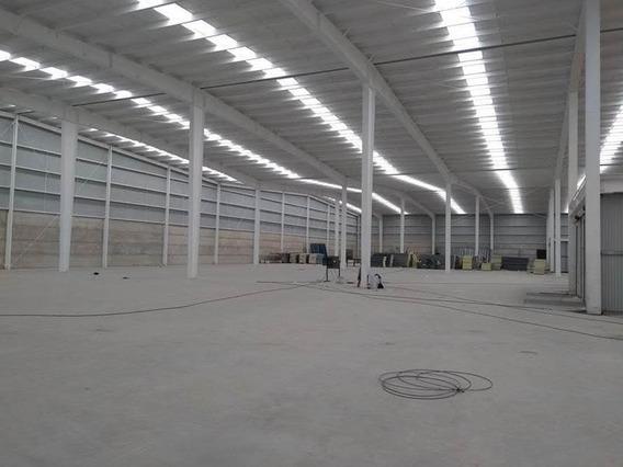 Nave Industrial En Renta - Toluca