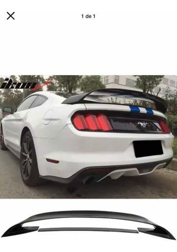 Spoiler Mustang Stilo Gt350