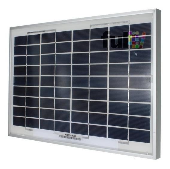 Panel Solar 10 Watt 12v Modulo Celda Fotovoltaico