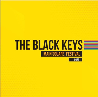 The Black Keys Main Square Festival 1 Vinilo Nuevo