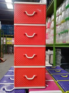 Muebles Gaveteros Plasticos Multiusos