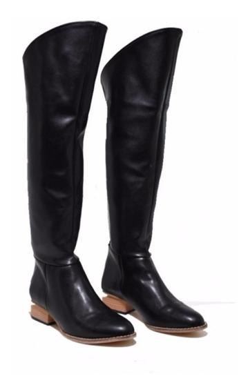 Bucanera Bota De Montar Mujer Taco 3 Cm Bota Zapato