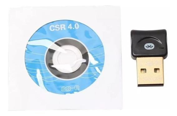 Bluetooth 4.0 Estéreo Original Para Computador Com Drive
