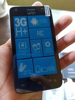 Telefono Inteligente Win N4 Envío Gratis, Oferta 50 Verduras