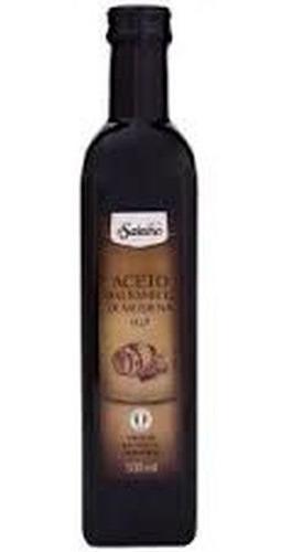 Imagem 1 de 3 de Vinagre Balsâmico De Modena Di Salerno 500ml