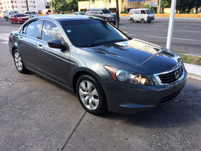 Honda Accord Exl 2010