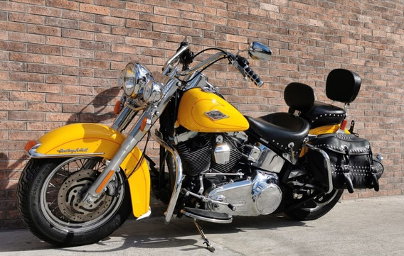 Harley Davidson Heritage 2011