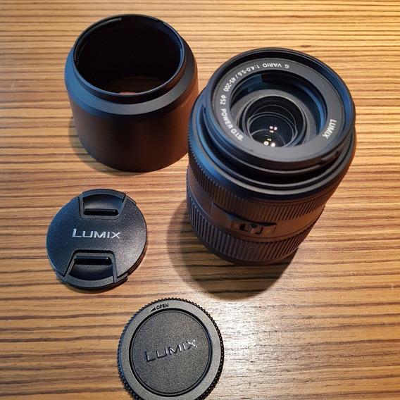 Lente Panasonic 45-200mm Versão 2