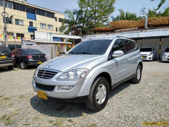 Ssangyong Kyron Ssangyong Kyron 4x4 Gasolina