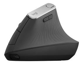 Mouse Logitech Mx Vertical Sem Fio Recarregável 4000dpi
