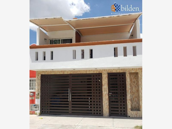 Casa Sola En Venta Fracc. Residencial Del Valle, Dgo