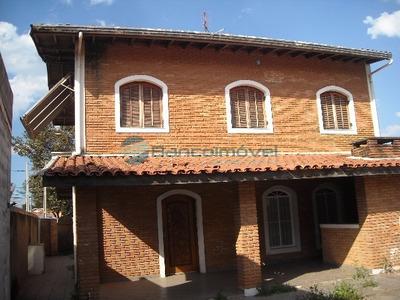 Casa Residencial Em Campinas - Sp, Jd. Do Lago - Ca00648