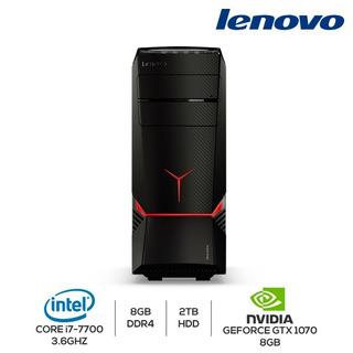 Pc Lenovo Gaming Y700, Gtx 1070 8gb, I7, 2tb + Mouse+teclado