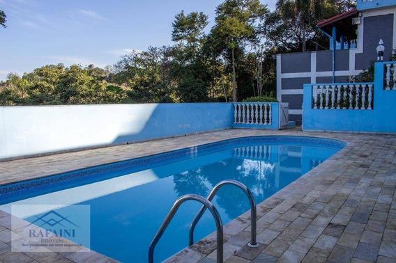 Sítio Com 4 Dormitórios À Venda, 4000 M² Por R$ 1.000.000,00 - Vila Guilherme - Santa Isabel/sp - Si0002