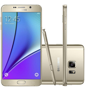 Samsung Galaxy Note 5 N920 32gb 16mp Tela De 5.7 | Usado