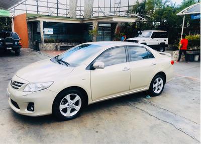 Toyota Corolla Gli 1.8 Sincrónico