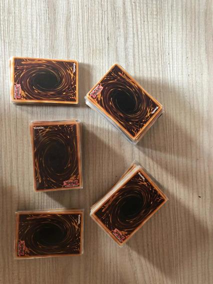 265 Cartas De Yu-gi-ho Todas Originais