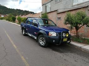 Nissan Frontier Motor 2.7 Diesel 4x2 Doble Cabina.