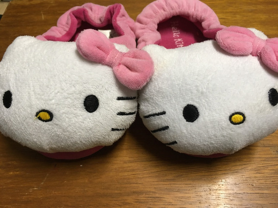 Par Depantufa Hello Kitty Infantil