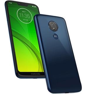 Smartphone Motorola Moto G7 Power 32gb 6.2 12mp - Azul