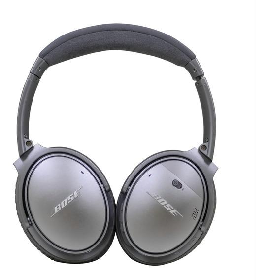 Fones De Ouvido Bose Quietcomfort Q35 Prata Anti-ruido