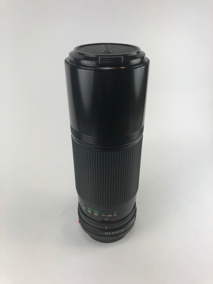 Zoom Canon Fd 100-200 Mm F: 5.6