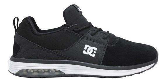 Tênis Dc Shoes Heathrow Ia Black